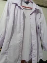 Camisa social 46