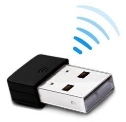Nano Receptor De Sinal Wifi 2.4 G Sinal Potente Usb Moderno
