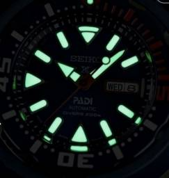 Título do anúncio: Relógio Tuna Prospex Padi Baby Bateria com máquina Japonesa
