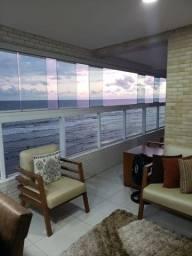Título do anúncio: Apartamento à venda, 110 m² por R$ 900.000,00 - Jardim Caiahu - Mongaguá/SP