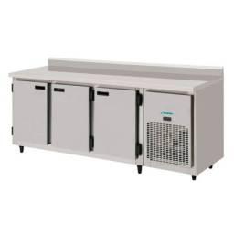 Balcão serviço refrigeração 1,85m ( Mariani****