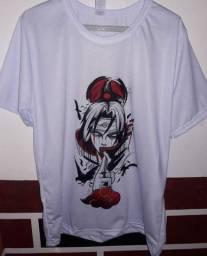 Camisa Itachi Uchiha T-G