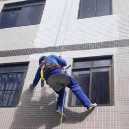 Lavagem impermeabilização