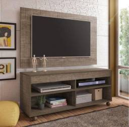 Rack + Painel para tv até 43 polegadas