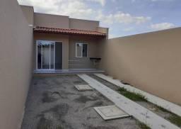 Casa plana 2 quartos no Maracanaú