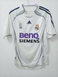 Camisa Real Madrid 2007 Raul