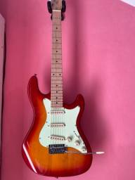 Título do anúncio: Guitarra + amplificador