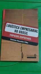 Livro Logistica Empresarial no Brasil Topicos Especiais autor Edelvino Razzolini Filho