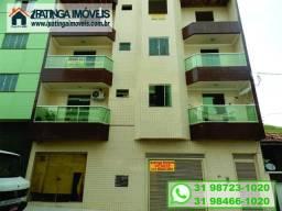Apartamento à venda com 3 dormitórios em Ayrton senna, Ipatinga cod:427