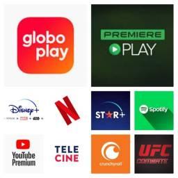 Título do anúncio: Netflix Disney Plus Prime Video