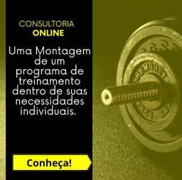 Título do anúncio: Consultoria On-line Treinos para Academia