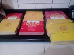 Título do anúncio: Embalagem de batata frita P,M,G