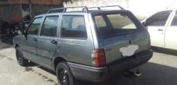 Título do anúncio: Fiat Elba $ 3000  1.5  1993  4 portas cinza