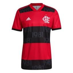 Título do anúncio: Camiseta Flamengo Original Nunca Usada Tamanho G