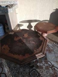 Mesas de madeira para reforma