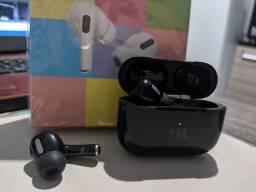 AirPods Pro Inpods 13 Fone de ouvido Bluetooth  Estéreo Touch  Earphone Wireless-Azul
