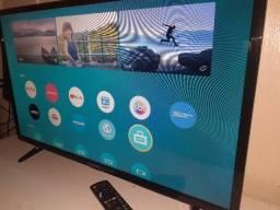 Título do anúncio: Smart TV Led 32'' HD Panasonic (Estado de Nova)-Impecável