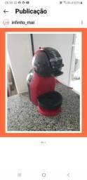 Título do anúncio: Cafeteira elétrica Dolcegusto