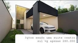 CASA TOP 3QTOS  SENDO UMA SUITE NO CENTRO SUL VG