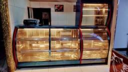Balcão frigorífico fabricamos