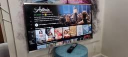 """Título do anúncio: Tv smart LG 40"""" Polegadas Full HD - impecável - estado de nova"""