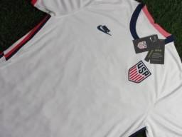 Camisa Estados Unidos I 2020/2021
