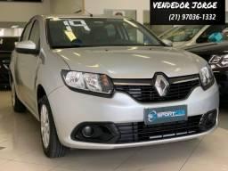 Título do anúncio: Renault Logan Expr 1.6 2019 _ Entrada Apartir 11.500 + 998,00 Fixas _ Taxa 0.69%