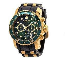 Relógio 100% Original Invicta Pro Diver 17883 > EM ATÉ 12X SEM JUROS NOS CARTÕES