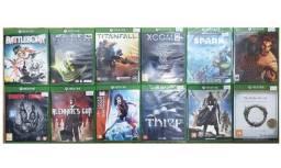 Jogos Xbox One - Aceito Cartão