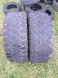 Par de pneus 33×12.50R15 GOODYEAR