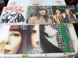 LP´S Vinil de Rock e Pop Nacional, lote com 28 discos