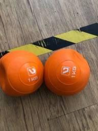 Título do anúncio: Vendo acessório de Pilates semi novos!!
