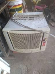 Ar condicionado, pra arrumar o tirar peças