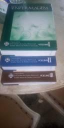 Título do anúncio: Kit Livros Enfermagem ITEC