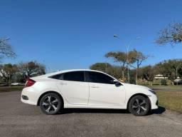 Honda civic ex - impecável - pouca km