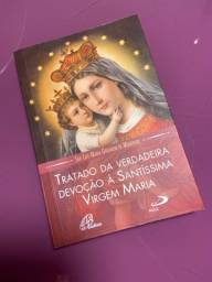 Título do anúncio: Livro Tratado da Verdadeira Devoção à Santíssima Virgem Maria