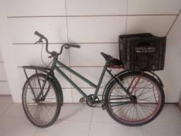 Bicicleta double garupa