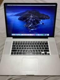 Macbook Pro 17 polegadas