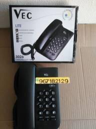 Título do anúncio: TELEFONE COM FIO DE MESA.