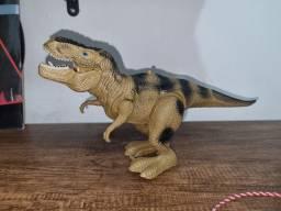 Título do anúncio: Dinossauro qua anda e faz barulho