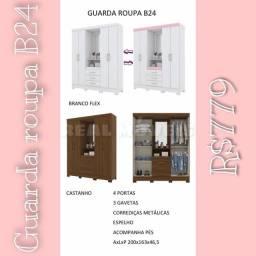 Guarda roupa guarda roupa guarda roupa guarda roupa R$779,00