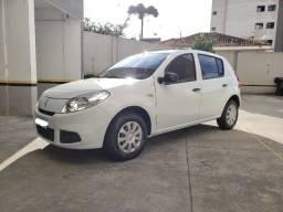 Renault Sandero Authentique 2012   1.0 16V   Flex   Baixo KM