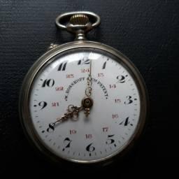 Raridade ROSSKOFF PATENT Relógio de Bolso década de 30/40