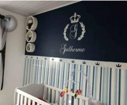 Enfeite quarto bebê mdf
