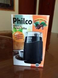 Moedor de grãos de café Philco novo