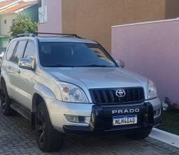 Toyota Prado Land Cruiser 8 lugares