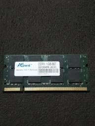 03 - Memória DDR2 1GB