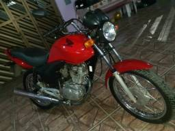 Moto Fan 125 ks em dias doc.ok no ponto de tranferir
