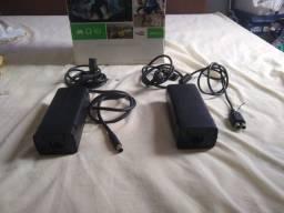 Fontes para Xbox 360 - de 1 ou 2 pinos (originais)