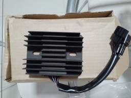 Título do anúncio: Retificador de voltagem original suzuki Gsx650f, bandit 650 e outras